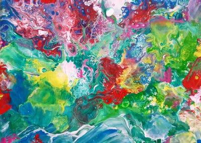 Dětský abstrakt