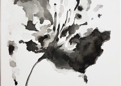 Akvarel 9 - plátno